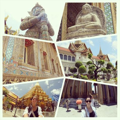 Grand Palace y Wat Phra Kaen