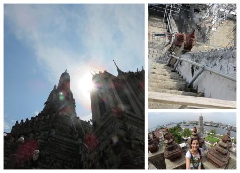Wat Arum ... la vista increible.
