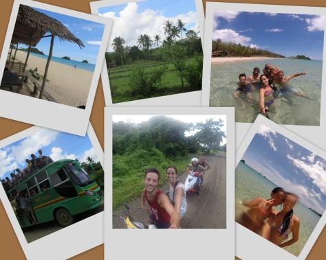 Paseo a Nacpan Beach!!!!