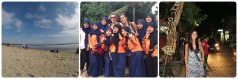 Paseando por Kuta - Bali