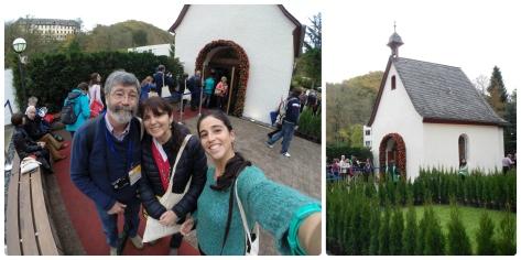 Visitando el Santuario Original