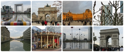 Caminando por Paris :)