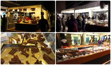 Feria de chocolate