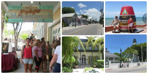 Key West, donde encontre un Margaritaville :)
