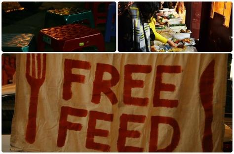 free feed