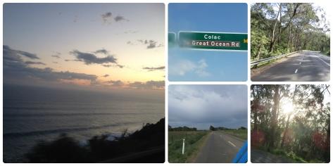 Algunas fotos del camino